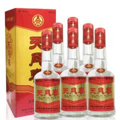 52º宜宾五粮液股份天贝春酒 陈年老酒 浓香型整箱白酒480ml*6 (2008年)