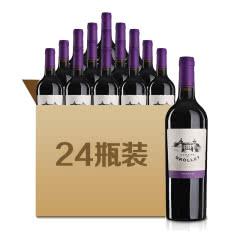 法国格乐蕾干红葡萄酒2014年珍藏版750ml*24