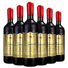 法国原瓶进口罗蒂特使赤霞珠干红葡萄酒750ml*6整箱