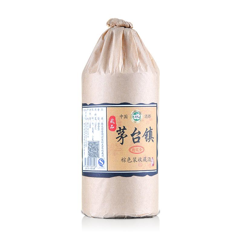 53°茅台镇原浆酒棕色装500ml(单瓶装)
