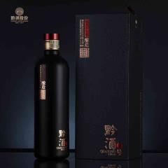 黔酒一号国标酱香贵州酱香型白酒 53度500ml瓶 单瓶装