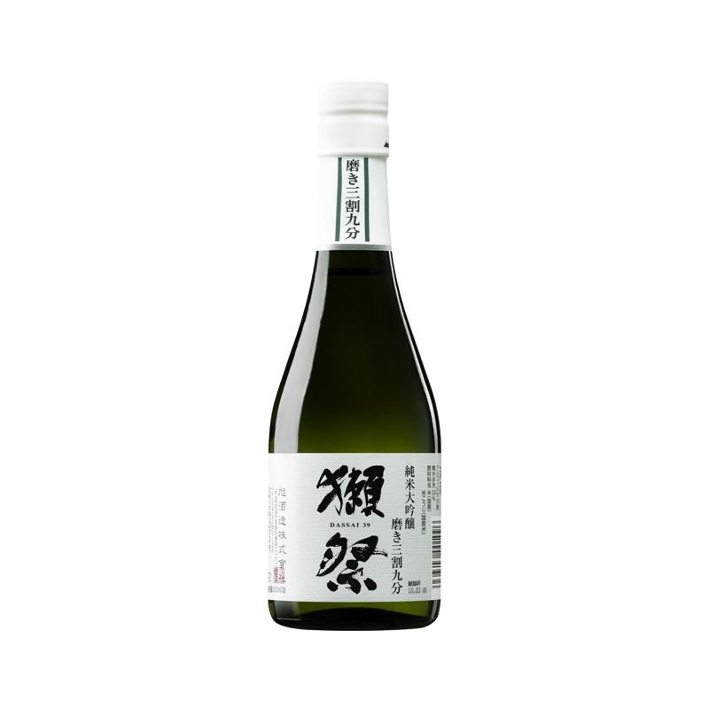 16°獭祭39纯米大吟酿三割九分清酒300ml