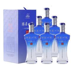 42°乾隆下江南绵柔一号G5芝麻香型480ml(6瓶装)