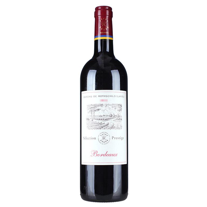 法国进口红酒 (LAFITE)拉菲尚品波尔多干红葡萄酒(ASC正品行货) 750ml