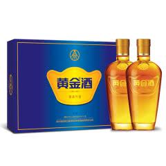 39°五粮液黄金酒万福礼盒480ML*2瓶