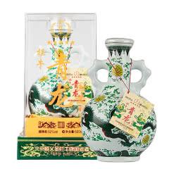 52°金栏牛青龙酒500ml×2盒