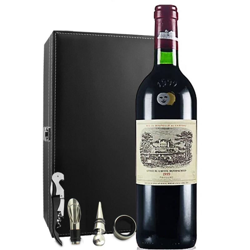 (列级庄·名庄·正牌)法国拉菲酒庄1999干红葡萄酒750ml(又译大拉菲、拉菲城堡)