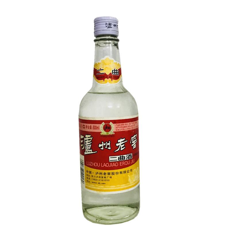 53泸州老窖二曲酒500ml (2006年)