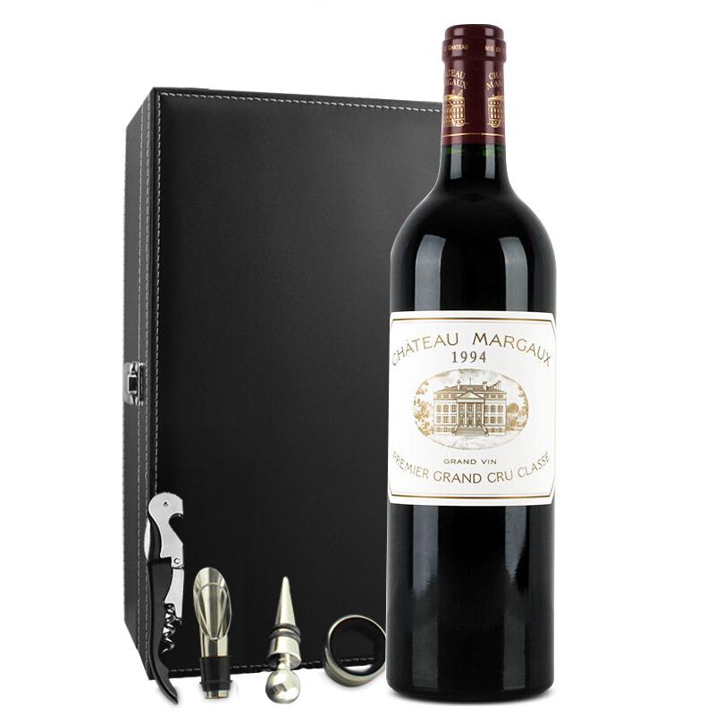 (列级庄·名庄·正牌)法国玛歌古堡1994干红葡萄酒750ml