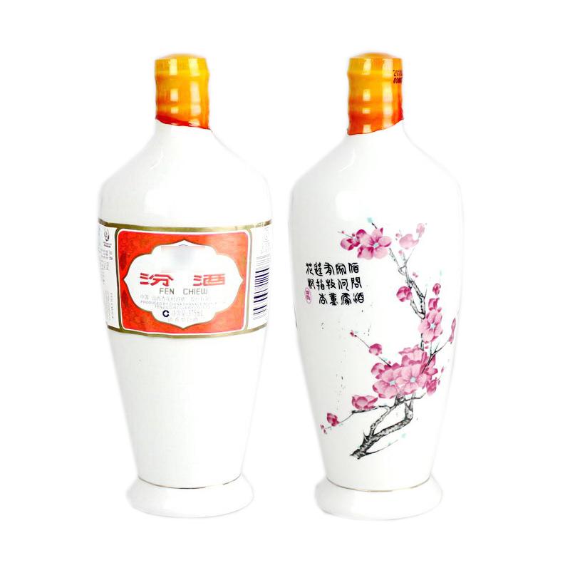 53°汾酒375ml*1支(2010年)
