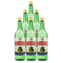 56°牛栏山二锅头白酒 750ml(6瓶装)