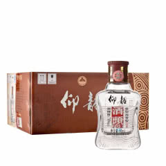70°仰韶酒头浓香型白酒50ml*20瓶整箱装