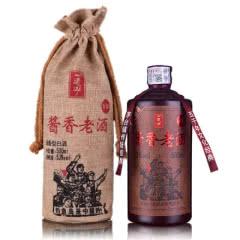 53°贵州茅台镇一道泓酱香老酒500ml 单瓶