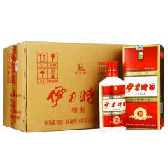 52度伊力特曲精制500ml*6瓶整箱装浓香型高度白酒