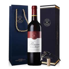 拉菲红酒法国原瓶进口拉菲珍藏梅多克干红葡萄酒红酒礼盒单瓶装750ml