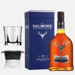 40°达尔摩/帝摩18年单一麦芽威士忌700ml