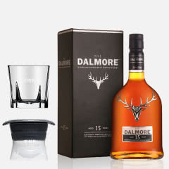 40°达尔摩/帝摩15年单一麦芽威士忌700ml