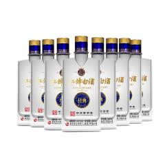 45°几江牌江津白酒经典清香型白酒500ml*8瓶