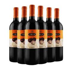 丰收洋葱红酒 整箱红酒 750ML*6瓶 整箱