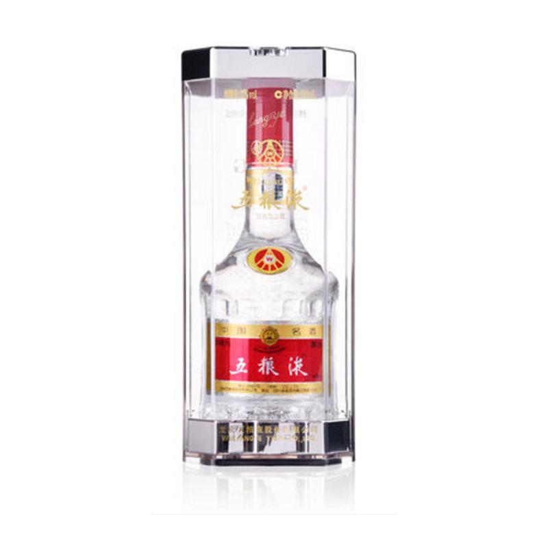 52°五粮液 浓香型白酒 (普五)500ml(2007年)