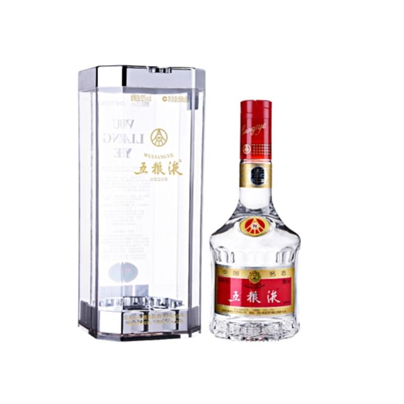 52°五粮液 浓香型白酒(普五)500ml(2010-2014年)