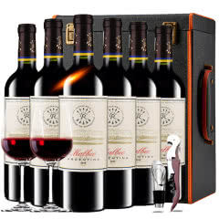 【ASC行货】拉菲红酒凯洛马尔贝克干红葡萄酒红酒整箱礼盒装750ml*6