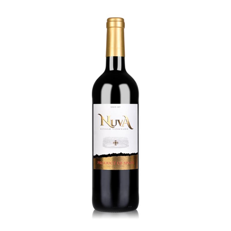 西班牙诺爱德金标干红葡萄酒750ml