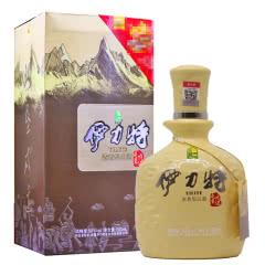 50°伊力特屯垦戍边浓香型白酒500ml