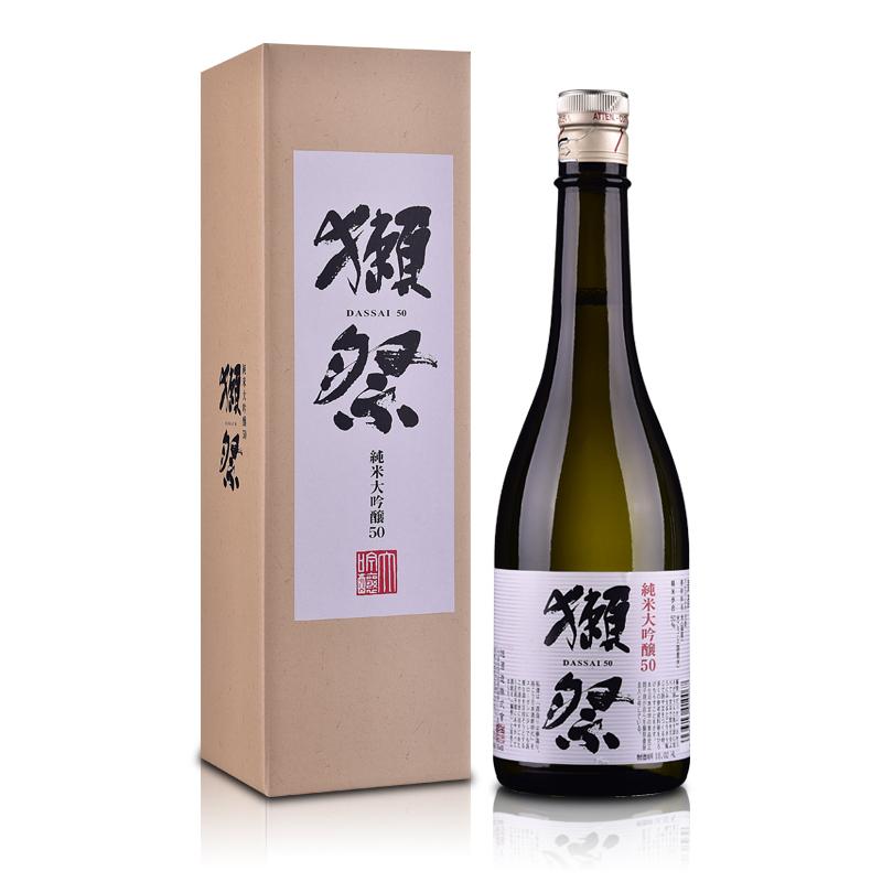 日本獭祭 纯米大吟酿50  720ml
