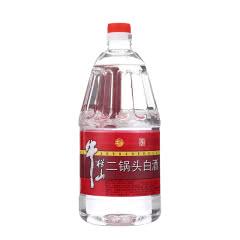 42°牛栏山二锅头牛桶清香型桶装白酒2L单瓶装