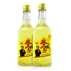 42°长白山参王人参酒整枝浸泡 243ml 人参酒玻璃瓶 敬父母 送长辈 2瓶装