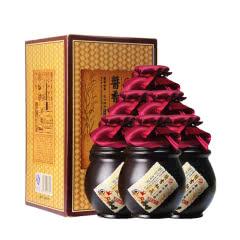 53°酱香型白酒茅台镇酱香私藏精致小坛礼盒装 500ml(6瓶整箱)
