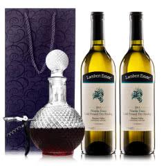 澳大利亚(原瓶进口)兰伯特诺蒂克冰封雷司令干白葡萄酒750ml(2瓶装)