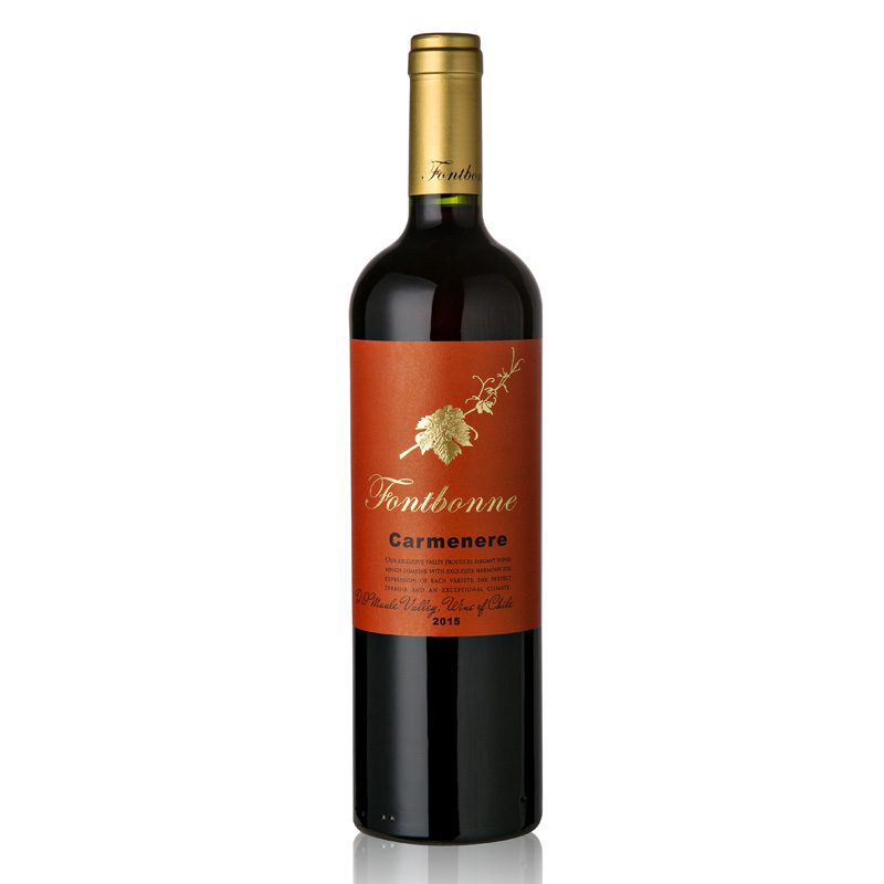 枫博卡门佳美娜干红葡萄酒750ml
