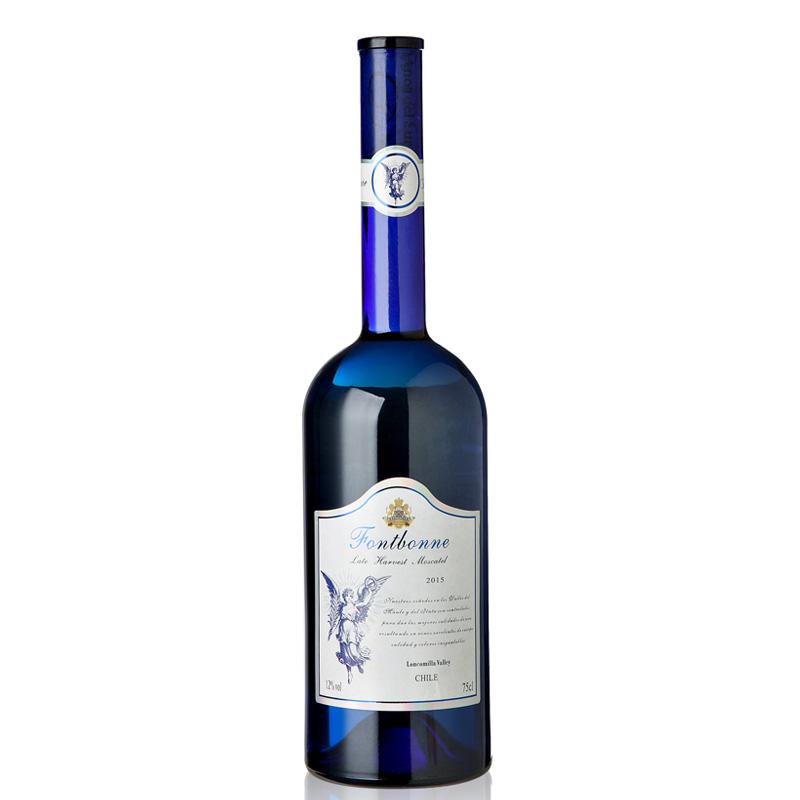 枫博晚收莫斯卡黛甜白葡萄酒
