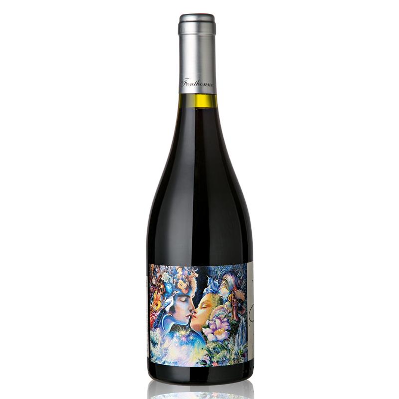 枫博梦相思红葡萄酒750ml