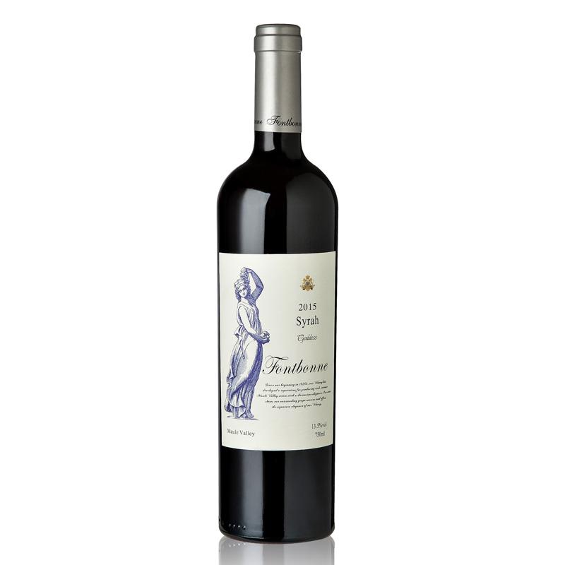 枫博幸运女神红葡萄酒750ml