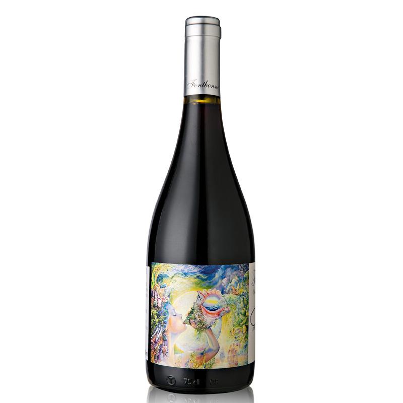 枫博醉美人马尔贝克红葡萄酒750ml