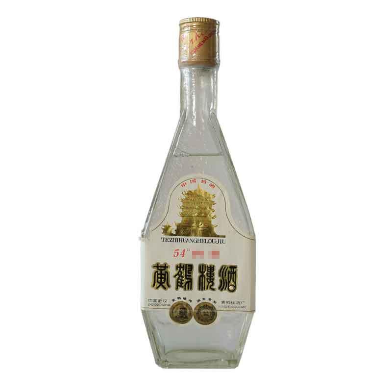 54°黄鹤楼酒(1992年)500ml(老酒)