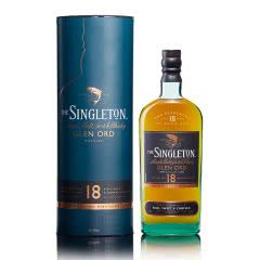 40°英国苏格登格兰欧德18年单一麦芽苏格兰威士忌700ml