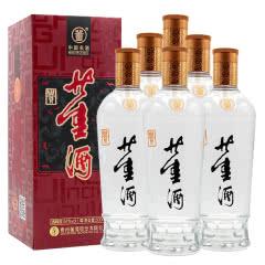 【老酒】54°董酒500ml*6(2014年)