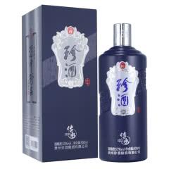 53°珍酒传承500ml 贵州酱香型白酒