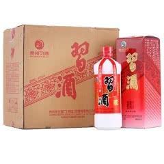 53° 习酒 老习酒 500ml*6瓶 整箱 酱香型白酒 贵州茅台集团