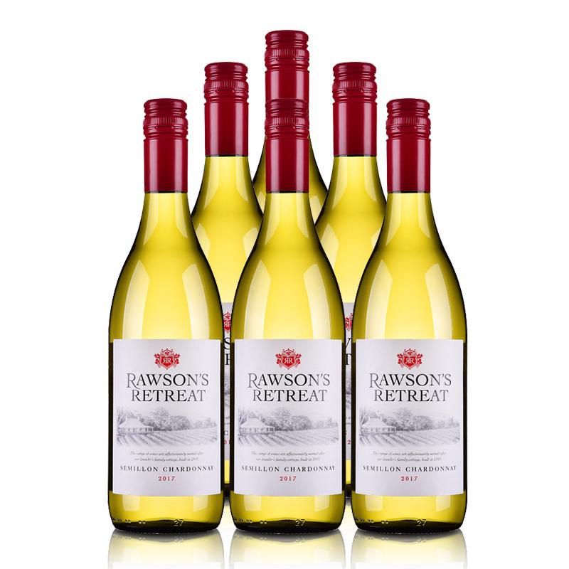 澳大利亚奔富洛神山庄赛美容霞多丽干白葡萄酒750ml*6