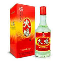 老酒 52°五粮液股份火爆酒475ml(2003年)