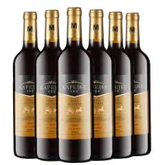 卡菲克2010原酒进口红酒干红葡萄酒红酒整箱750ml*6