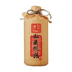 53°赖锦初私藏纯粮 酱香型白酒 贵州茅台镇白酒 纯粮食高粱酒 白酒单瓶500ml