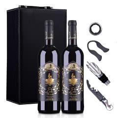 西班牙DO级安徒生美人鱼干红葡萄酒750ml(双支礼盒装)