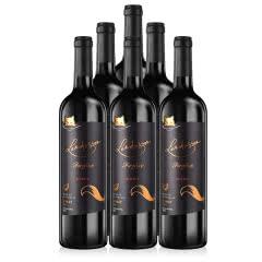 澳大利亚勆迪火狐珍藏西拉干红葡萄酒750ml*6