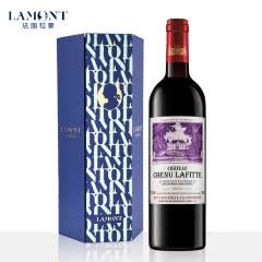 拉蒙  圣尼朗廷酒庄(骑士珍藏)波尔多AOC级 法国原瓶进口 干红葡萄酒  750ml